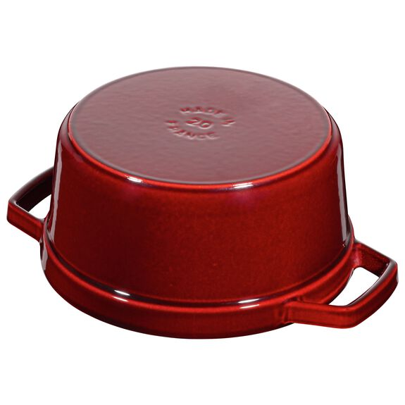 8-inch Enamel Saute pan Tomorrowland,,large 3