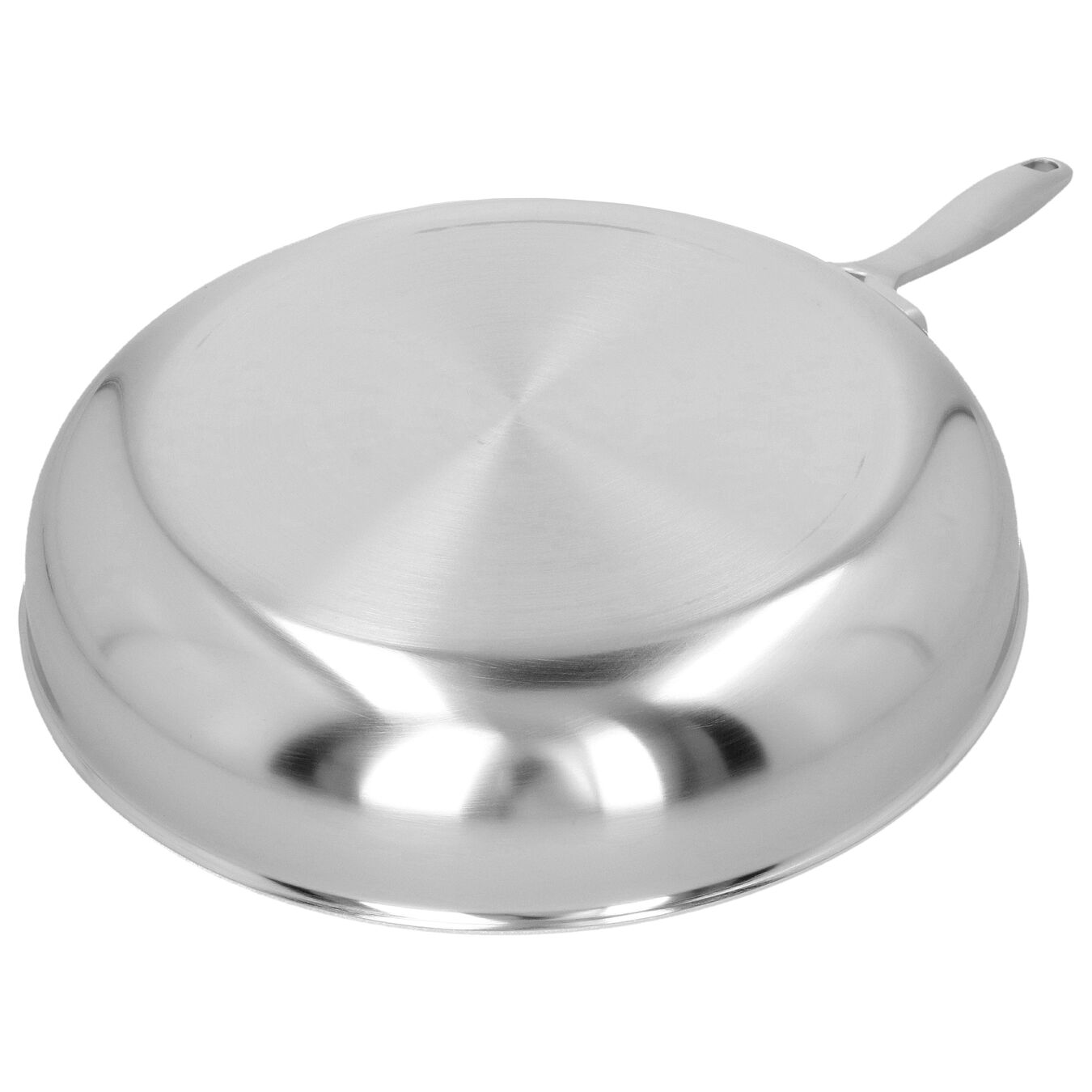 11-inch, 18/10 Stainless Steel, Frying pan,,large 2