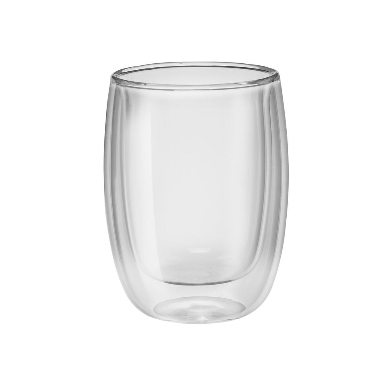 2-pc Double-Wall Glass Coffee Cup Set,,large 2