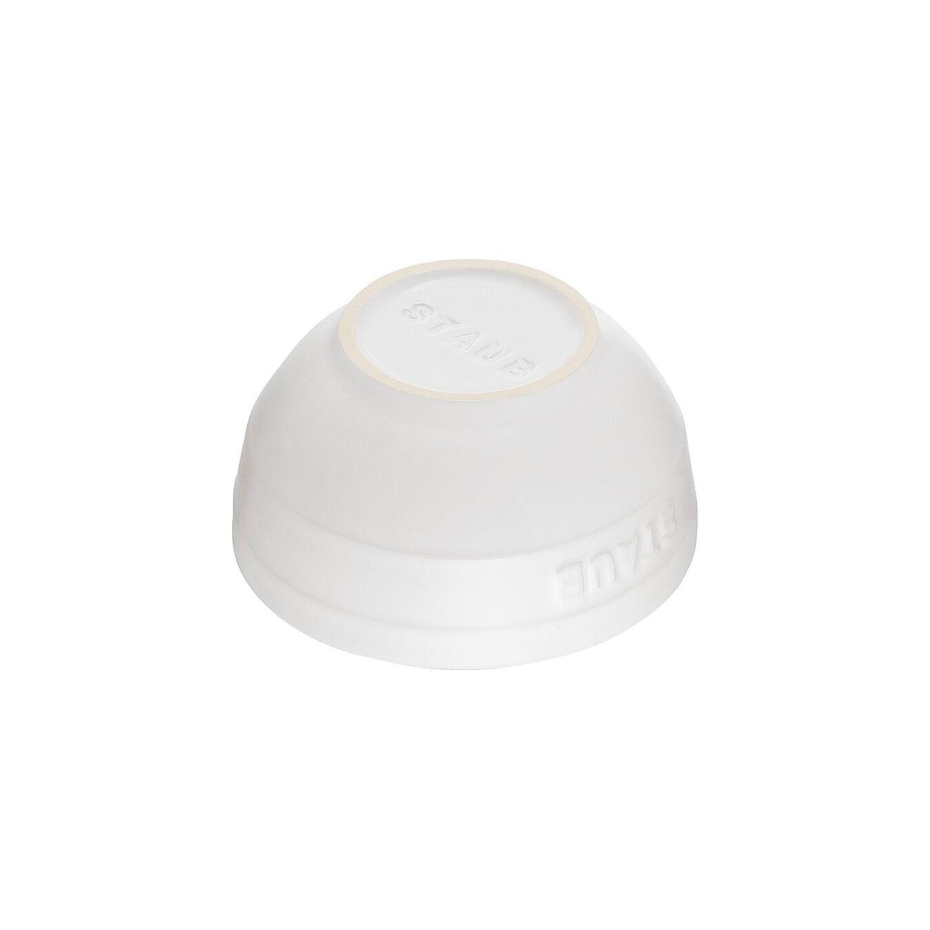 Bowl 12 cm, Cerâmica, Branco puro,,large 2