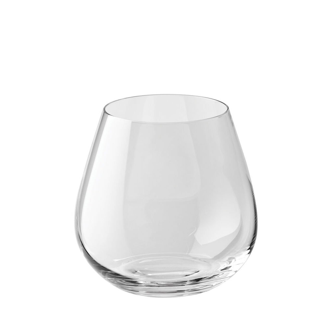 6-pc Whisky/Stemless Red Glass, ,,large 1