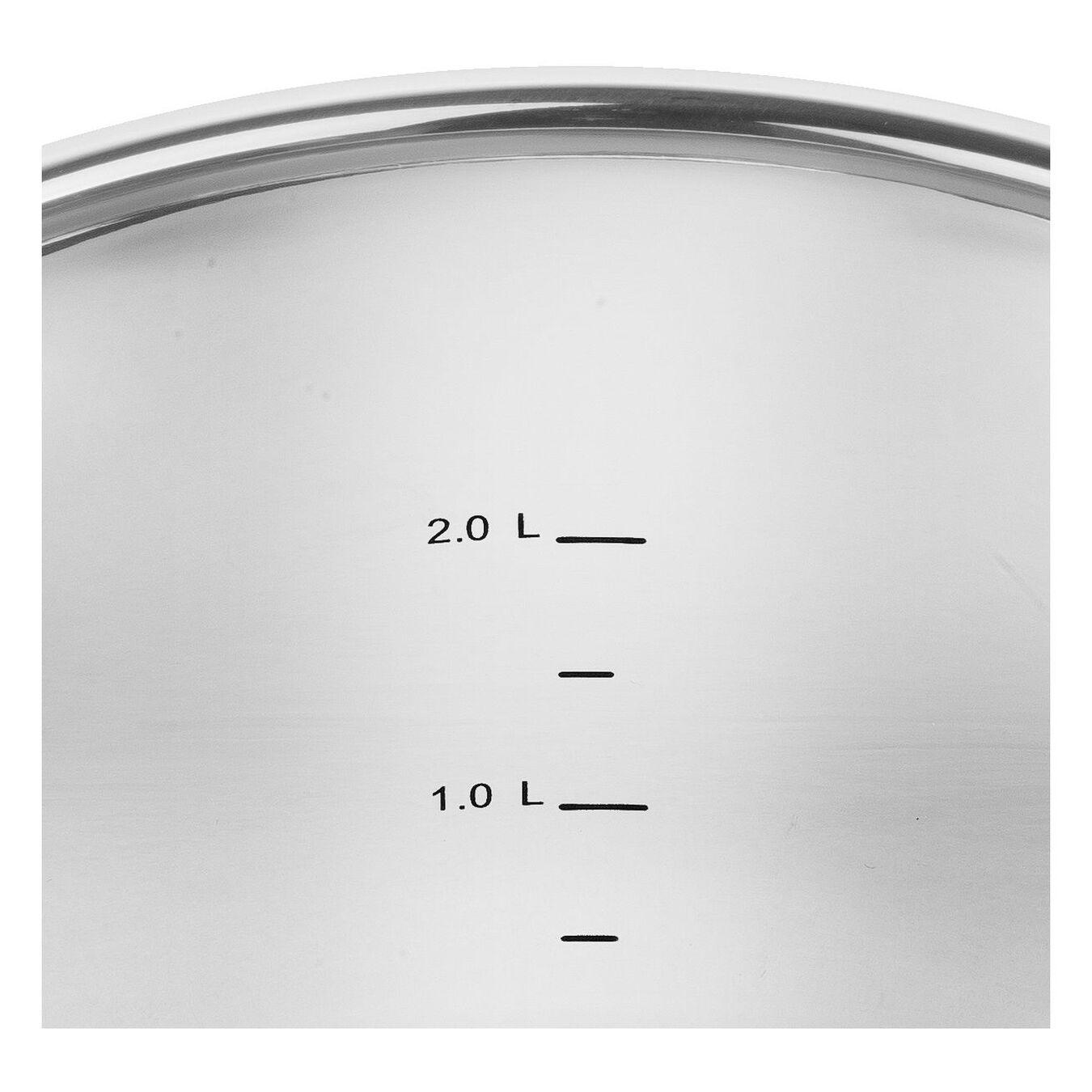 Set di pentole e padelle - 5-pz., 18/10 acciaio inossidabile,,large 3
