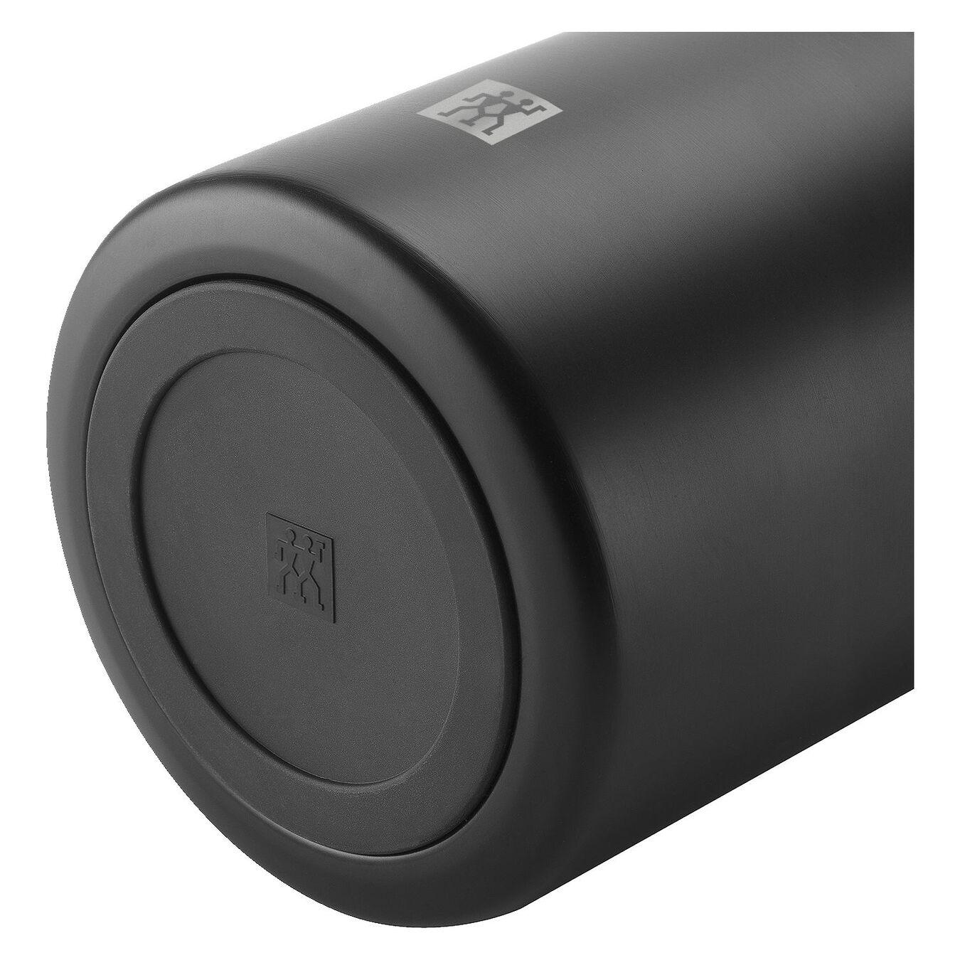 Food jar, black | Stainless steel | 700 ml,,large 5