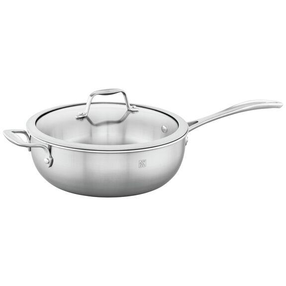 10-inch  Saute pan,,large 3