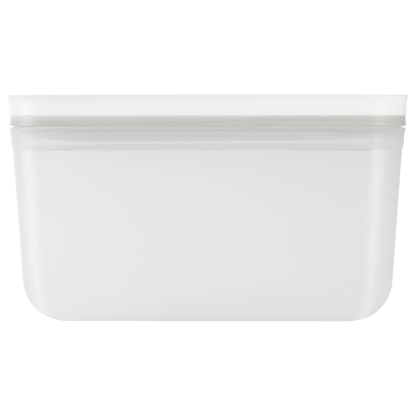 large Vacuum Container, plastic, white,,large 3