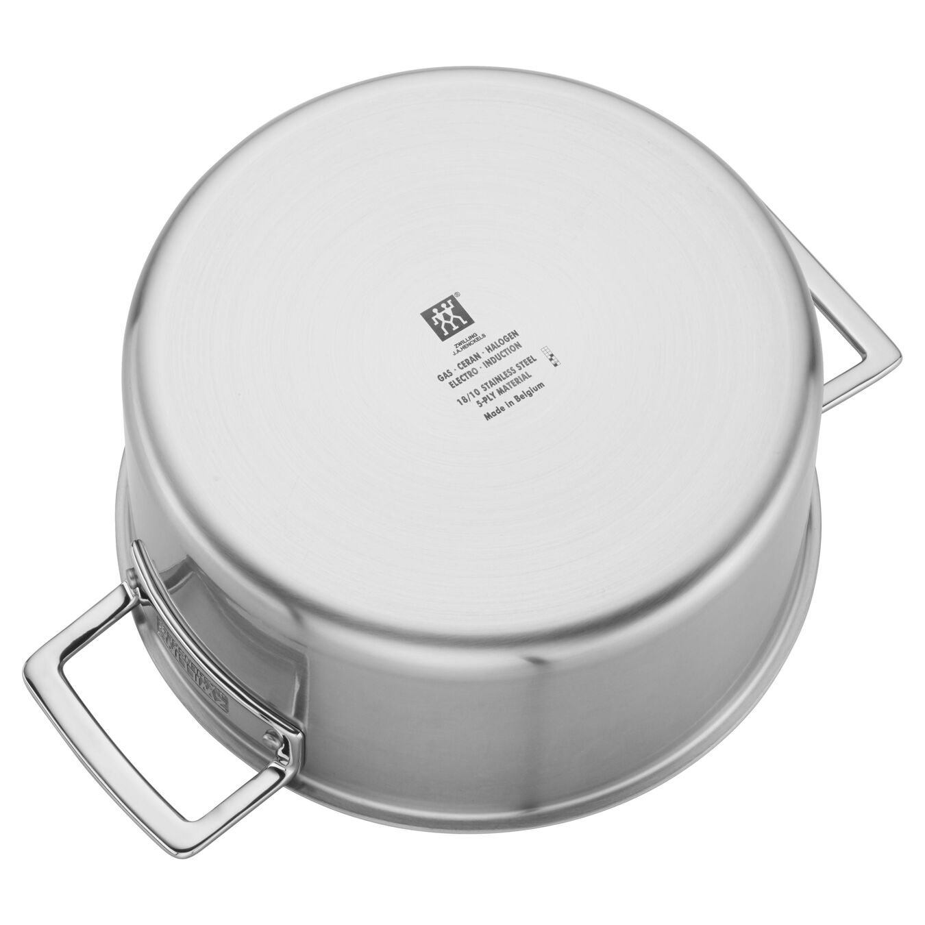 5.2 l 18/10 Stainless Steel Stock pot,,large 4