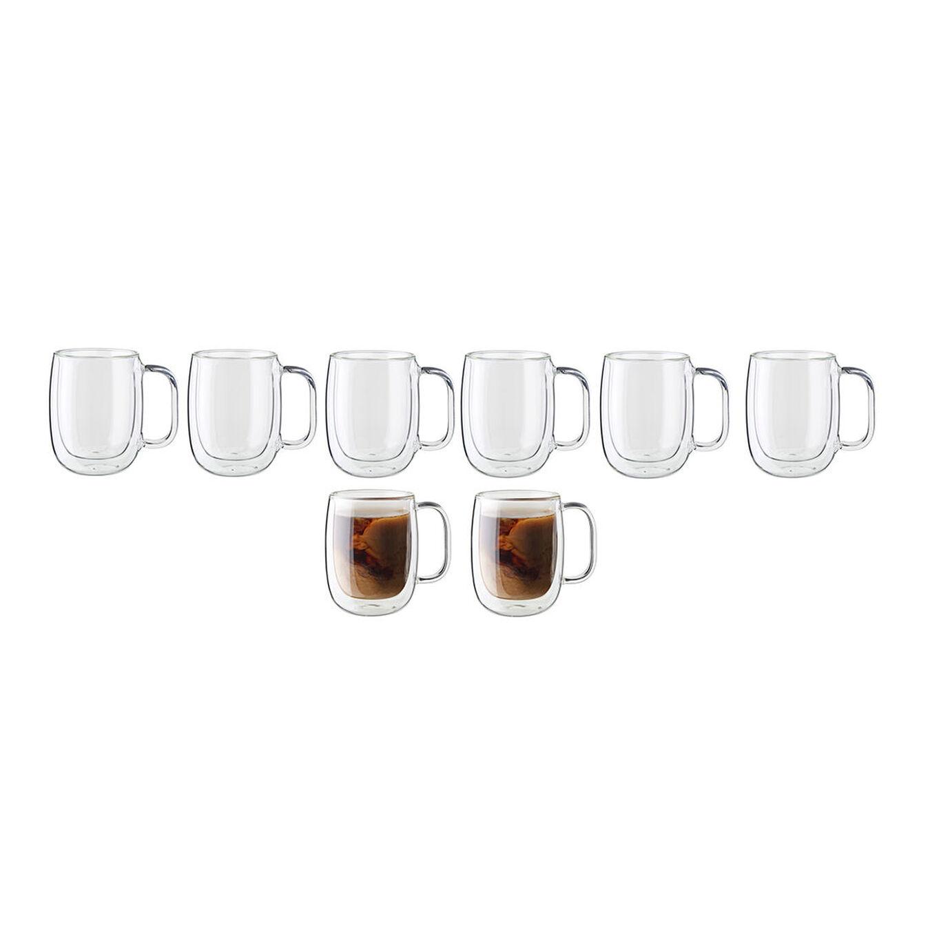 8-pc, Coffee glass set,,large 3