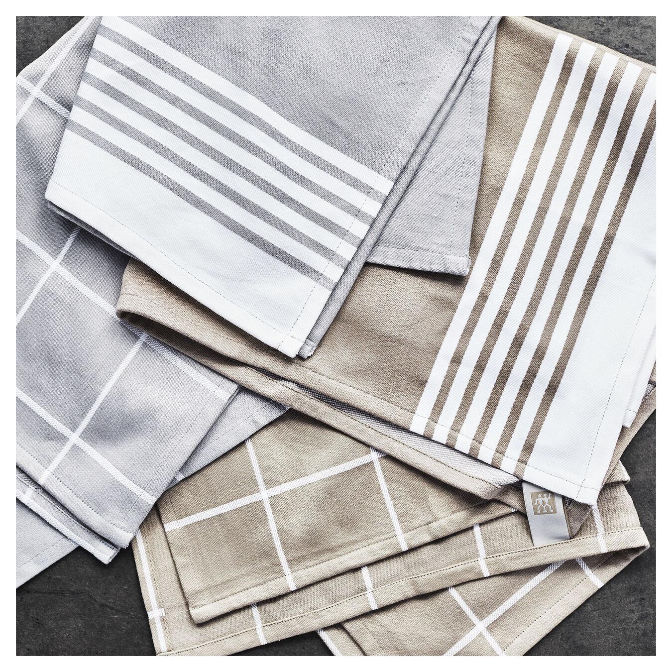 Kitchen Towels set, grey,,large 7