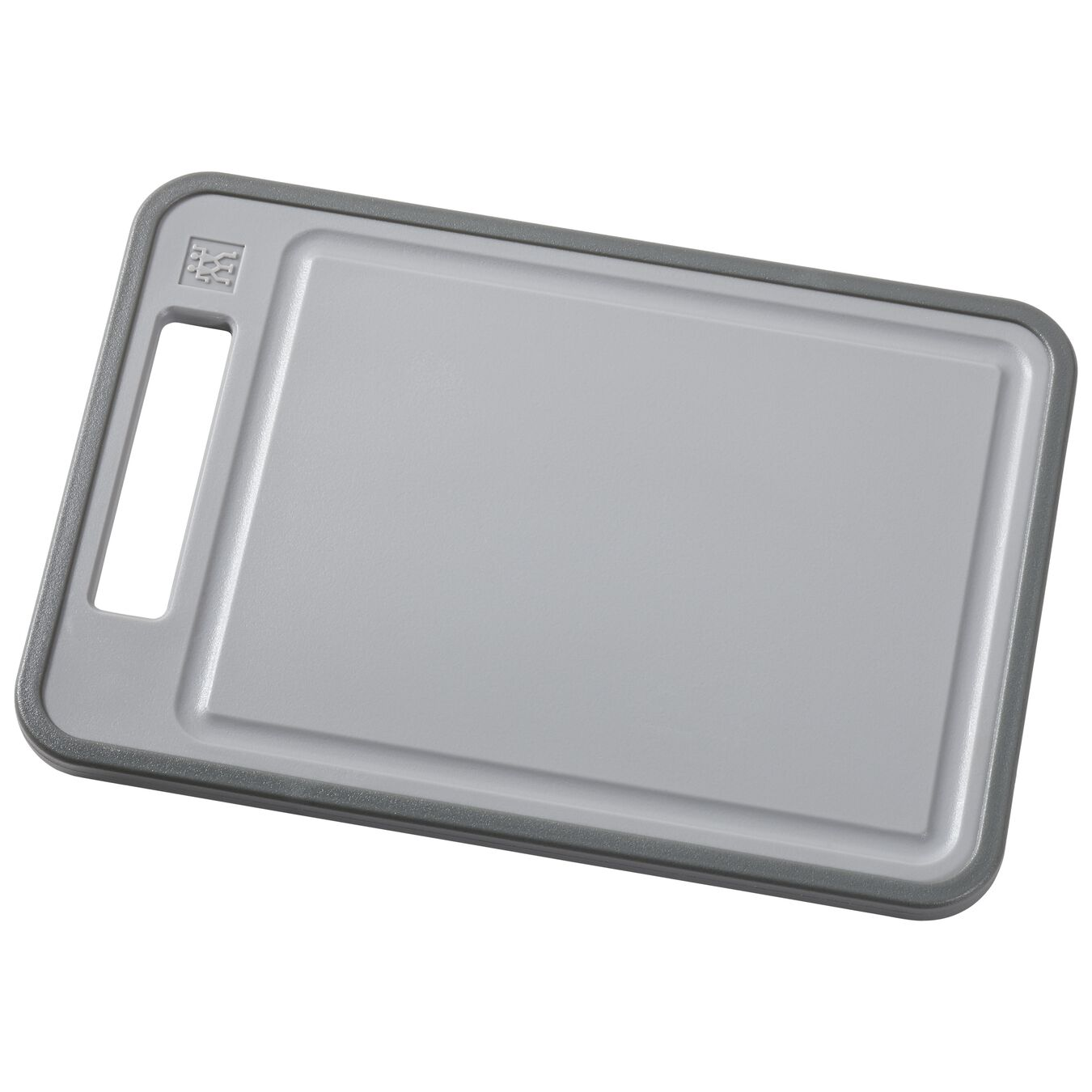 Tagliere - 29 cm x 20 cm, grigio,,large 1