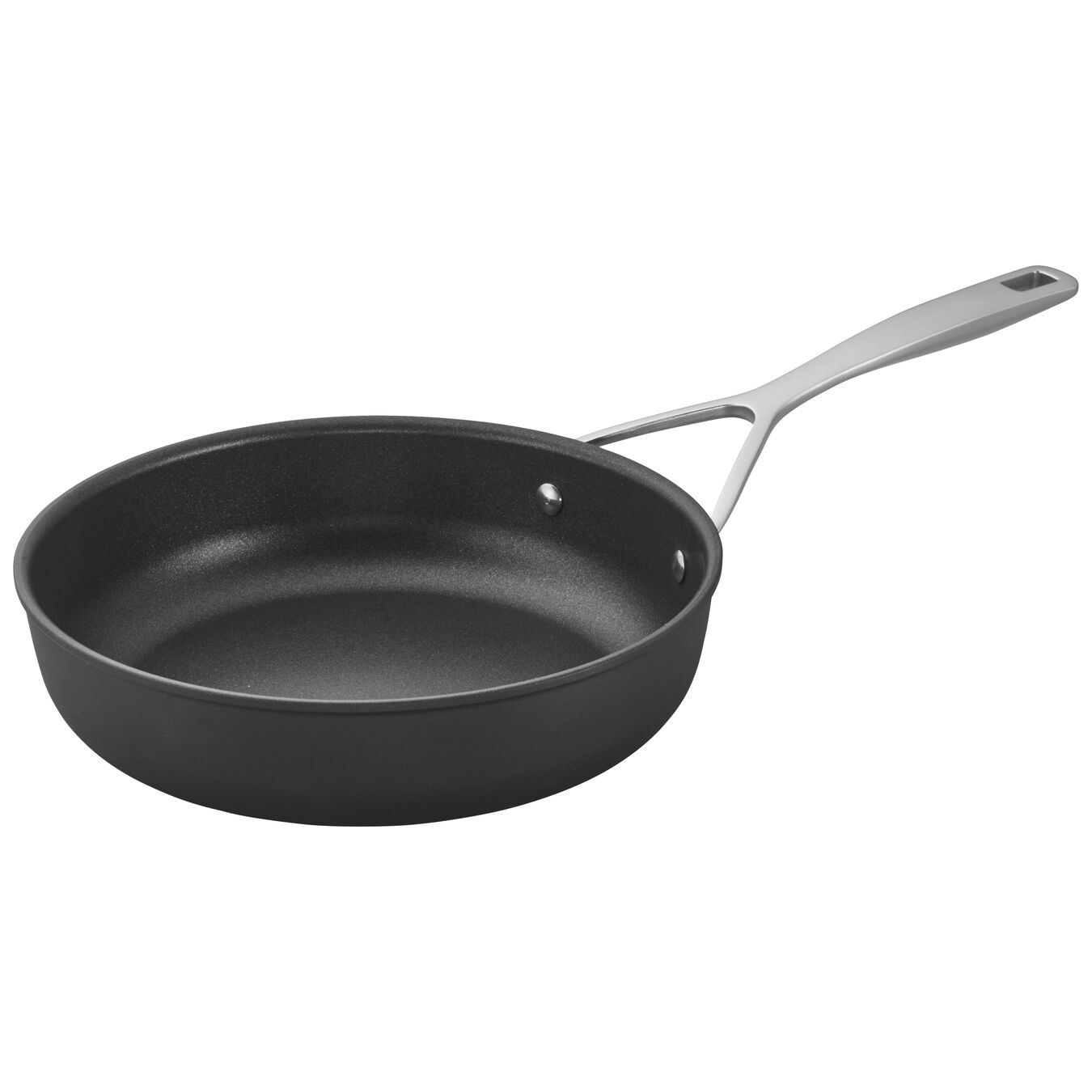 9.5-inch, Aluminum, Non-stick Frying pan high-sided,,large 4