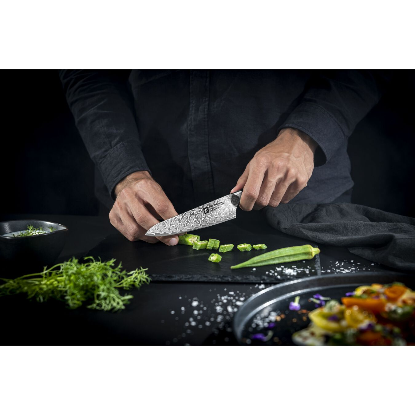 5.5 inch Chef's knife compact,,large 4