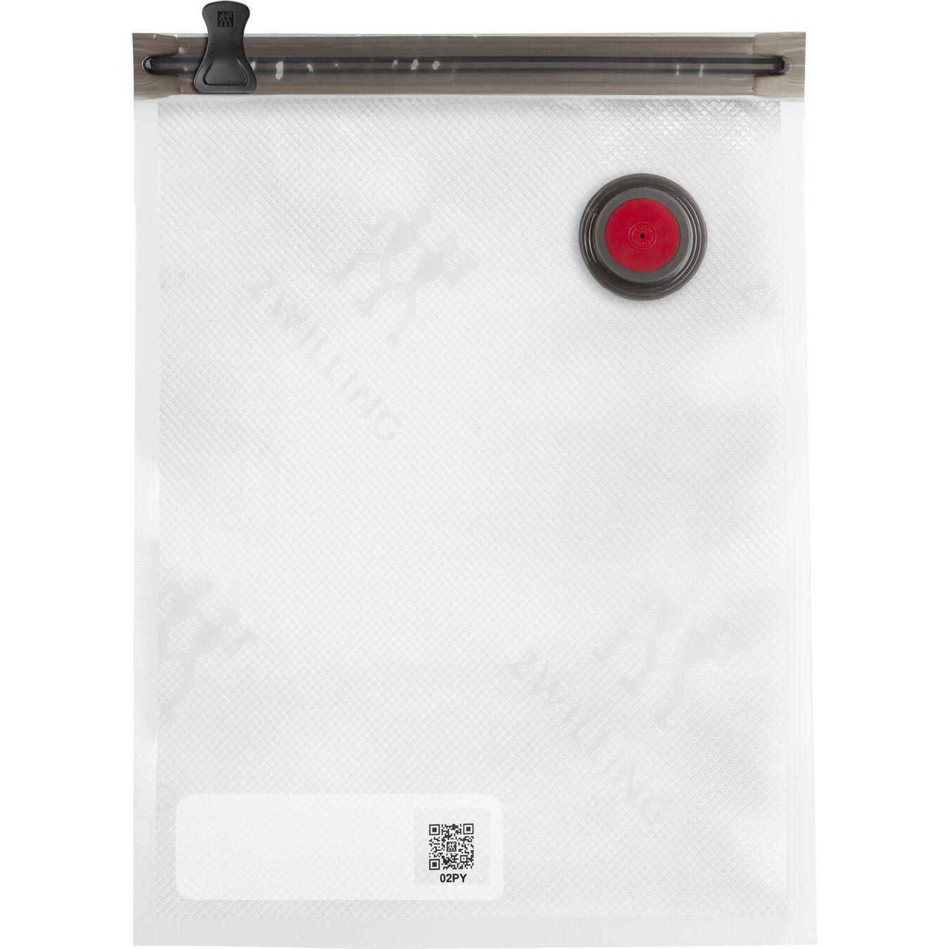 Vakuum Starterset, Kunststoff / M/L, 7-tlg, Weiß,,large 6