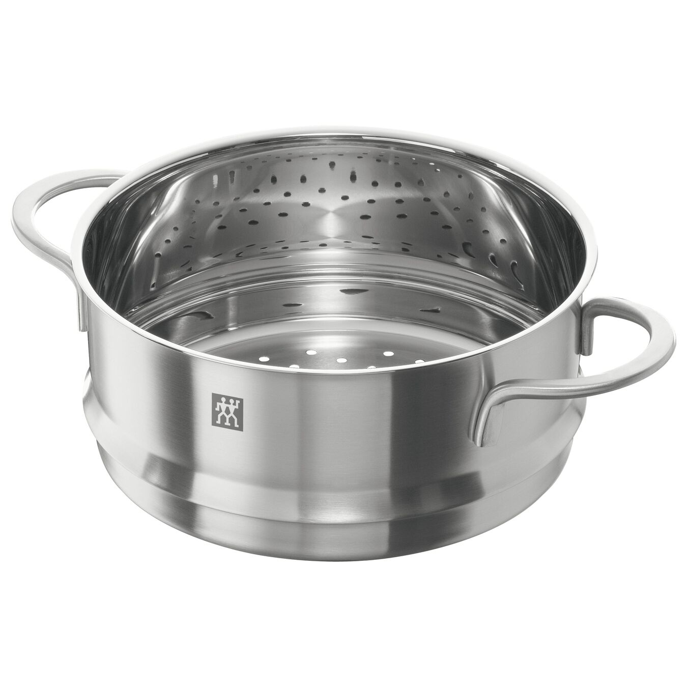 Buharda Pişirme Aparatı   Yuvarlak   30 cm,,large 1