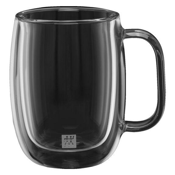 Çift Camlı Kulplu Kahve bardağı seti, 2-parça,,large 2