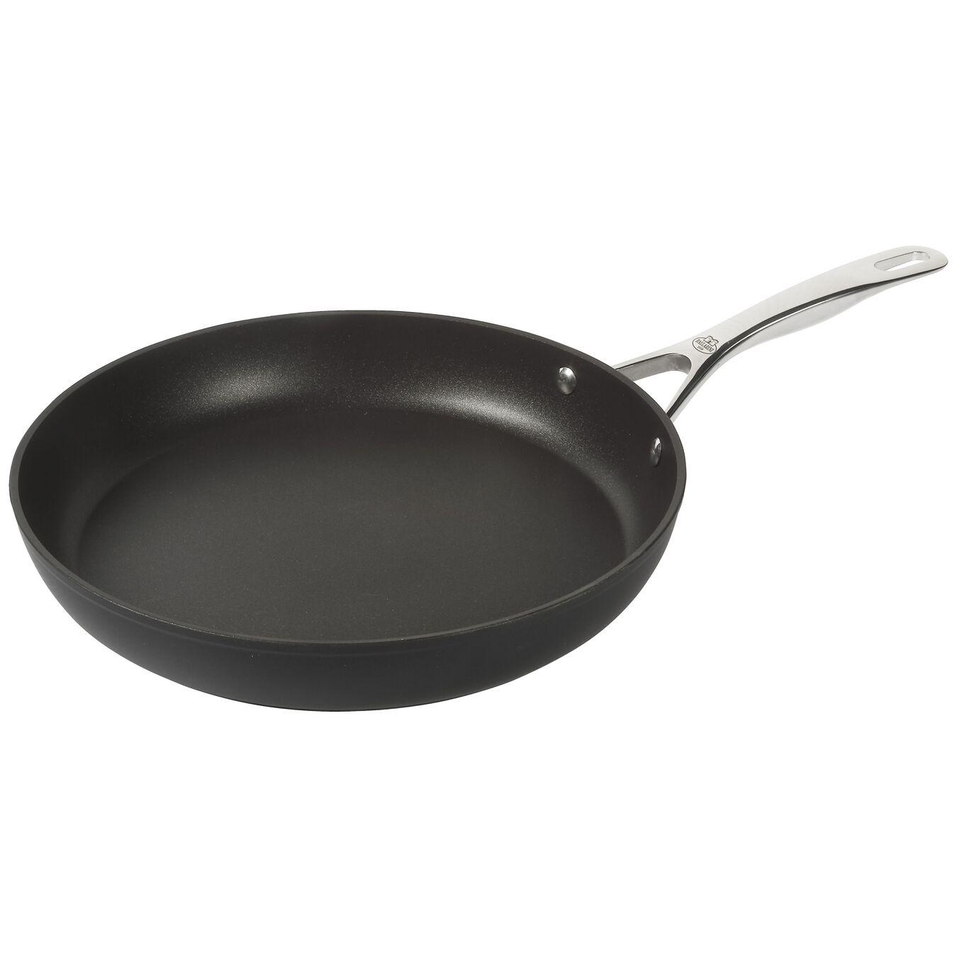 Poêle 32 cm, Aluminium, Noir,,large 1