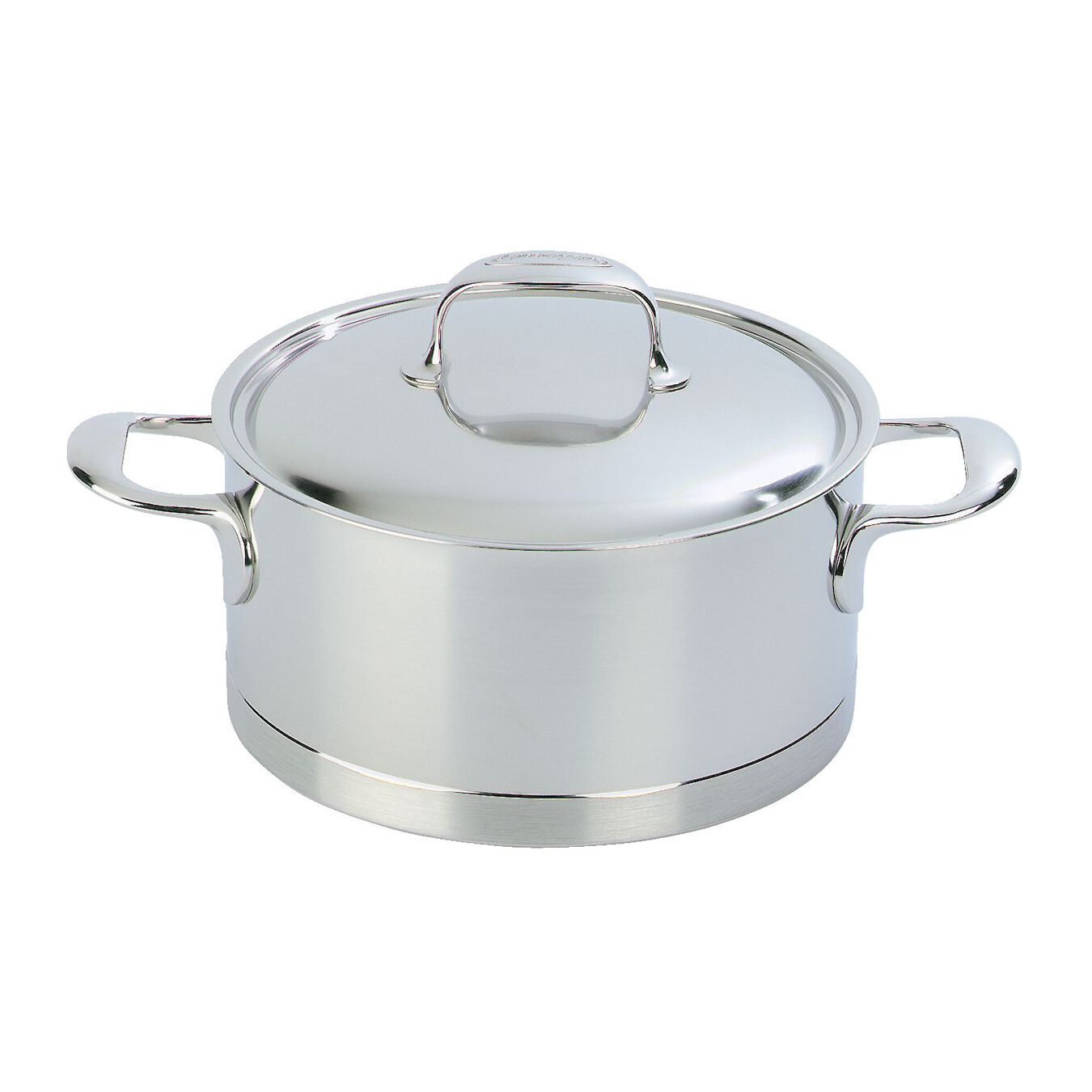 4 l 18/10 Stainless Steel Stew pot with lid,,large 2