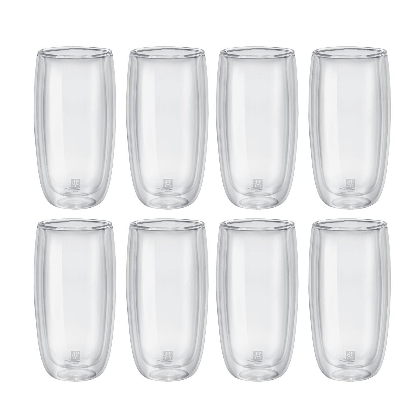 8 Piece Beverage Glass Set - Value Pack,,large 1