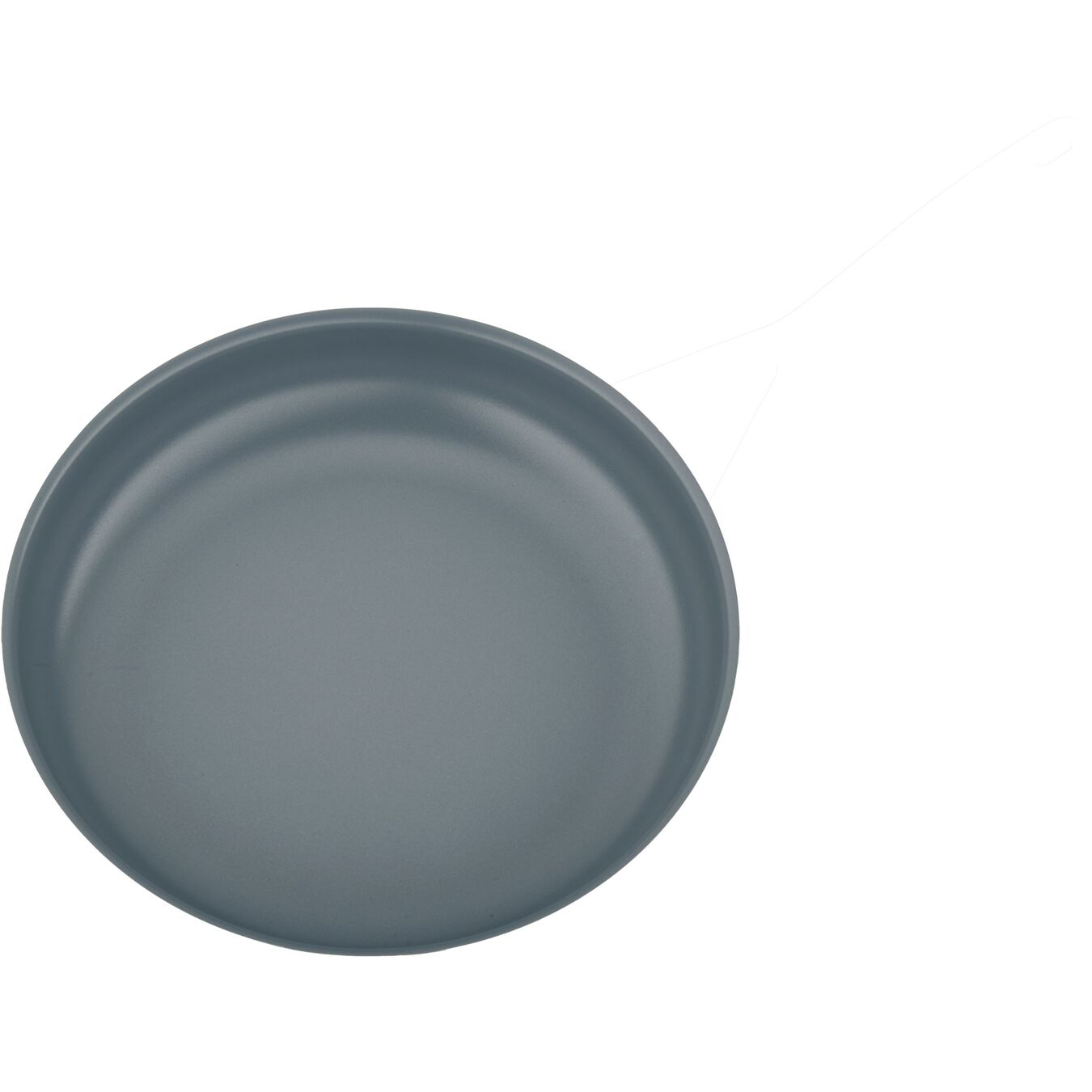 Bratpfanne 28 cm, 18/10 Edelstahl, Silber,,large 4