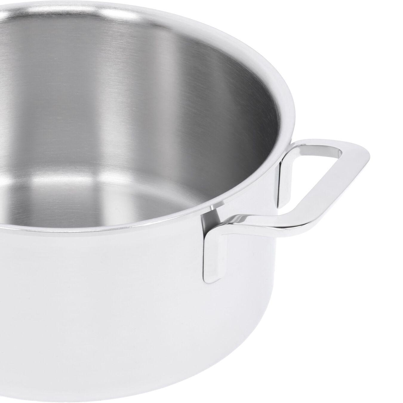 Kookpot met dubbelwandig deksel, 22 cm / 4 l,,large 4