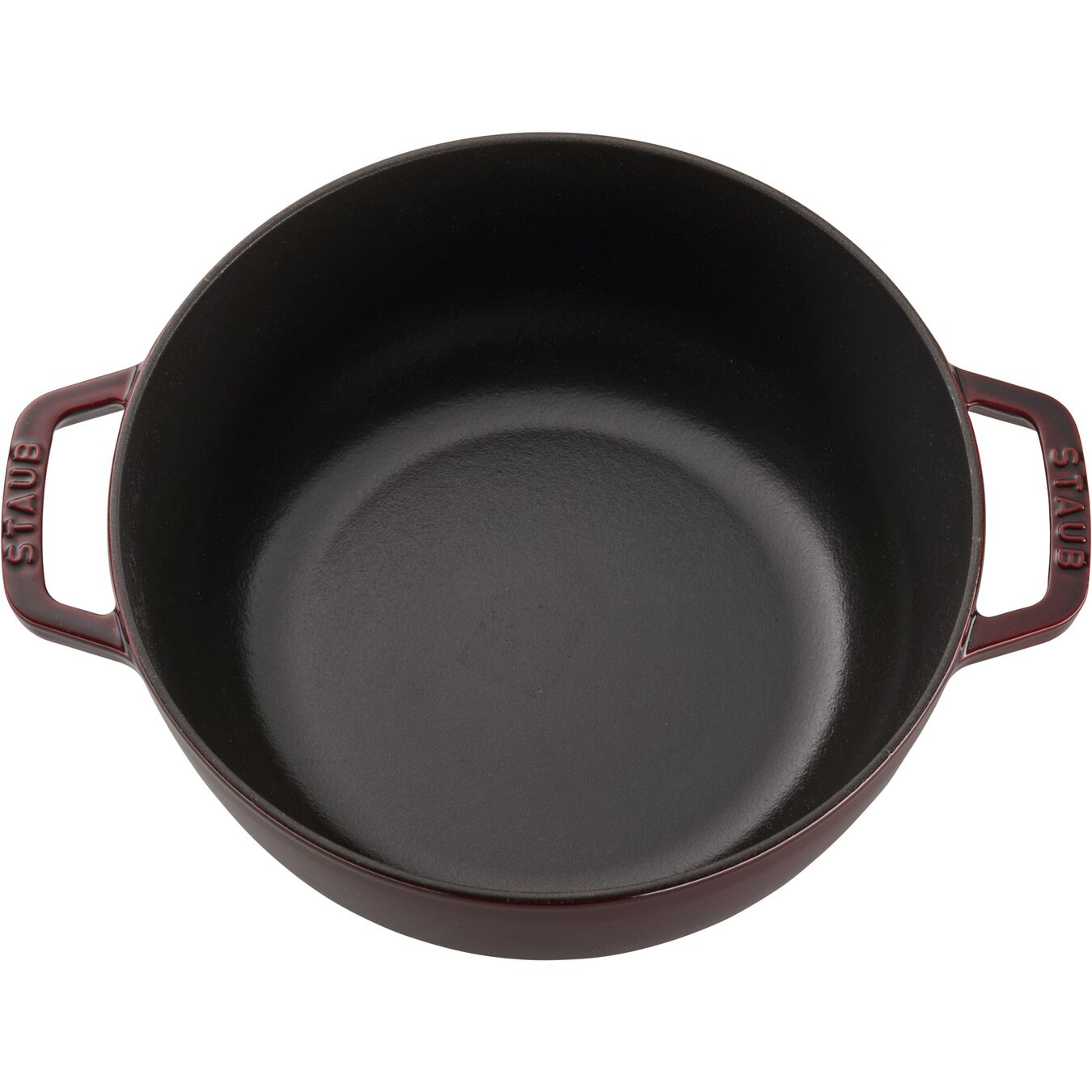 3.75 qt, Essential French Oven Rooster Lid, grenadine,,large 9