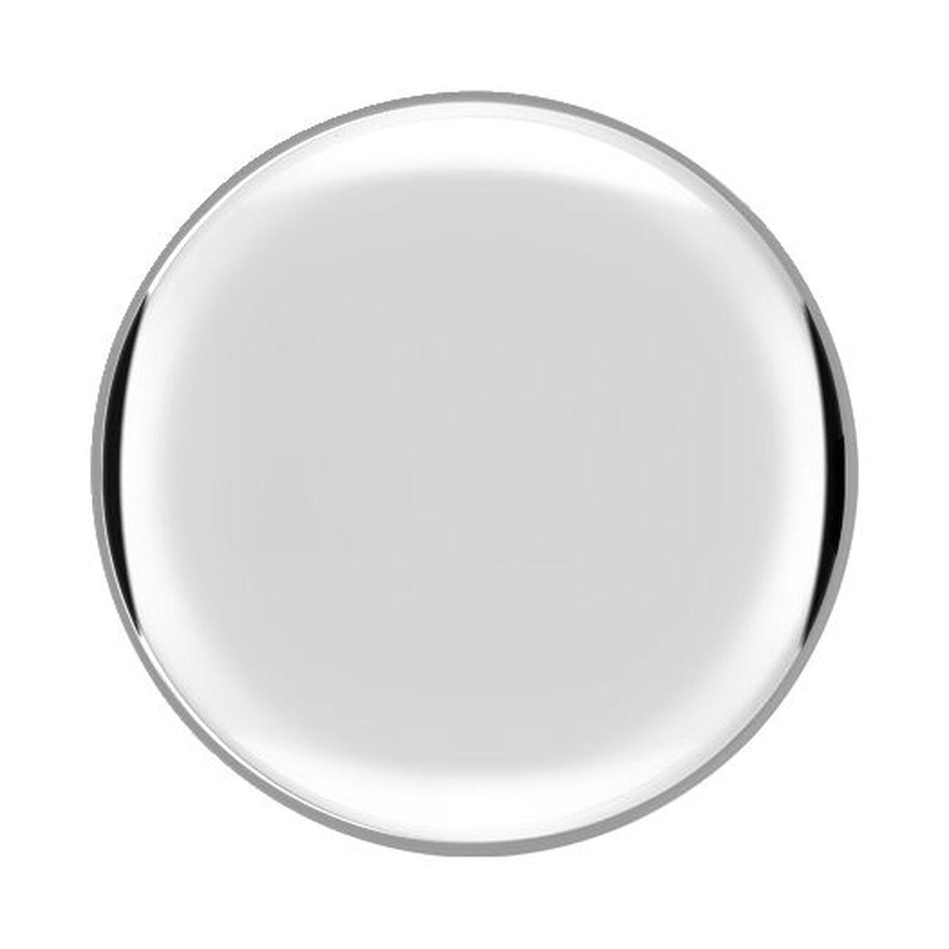 Bouton 4 cm, Nickel,,large 2