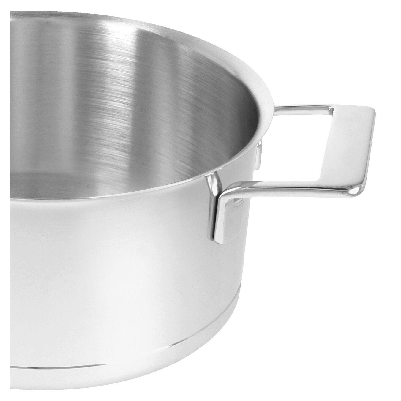 Kookpot met dubbelwandig deksel 22 cm / 4 l,,large 6