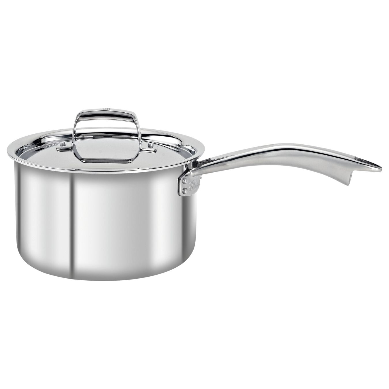 3.75 l 18/10 Stainless Steel Sauce Pan With Lid,,large 1