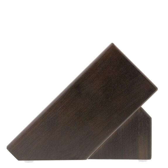 Knife block empty Wood,,large 5