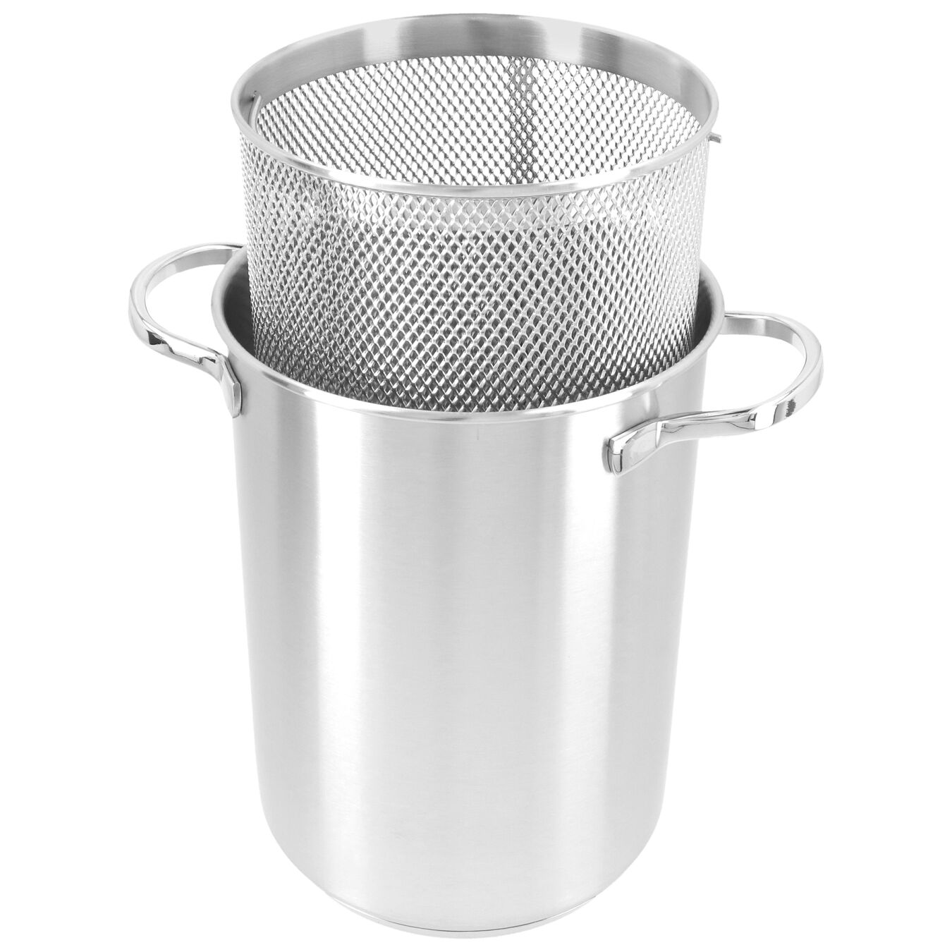 4.5 l 18/10 Stainless Steel Asparagus/Pastapot,,large 7