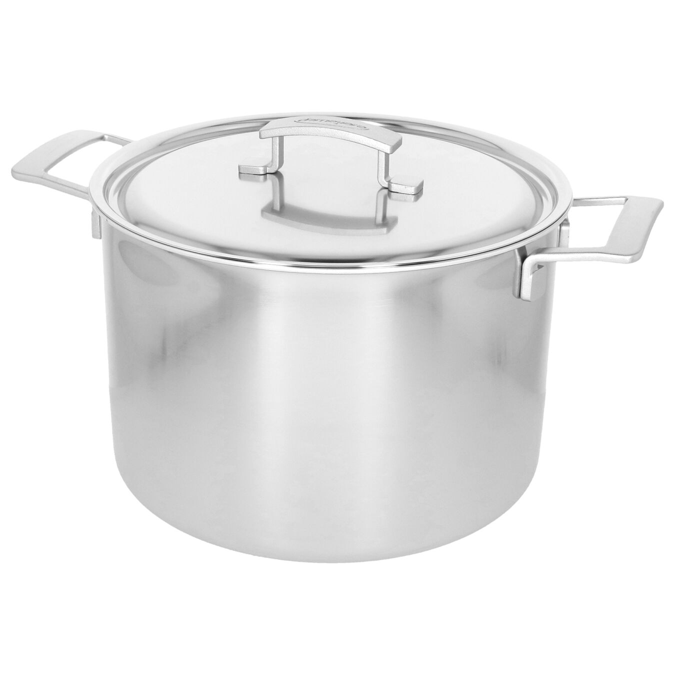 11.5 l 18/10 Stainless Steel Stock pot with lid,,large 2