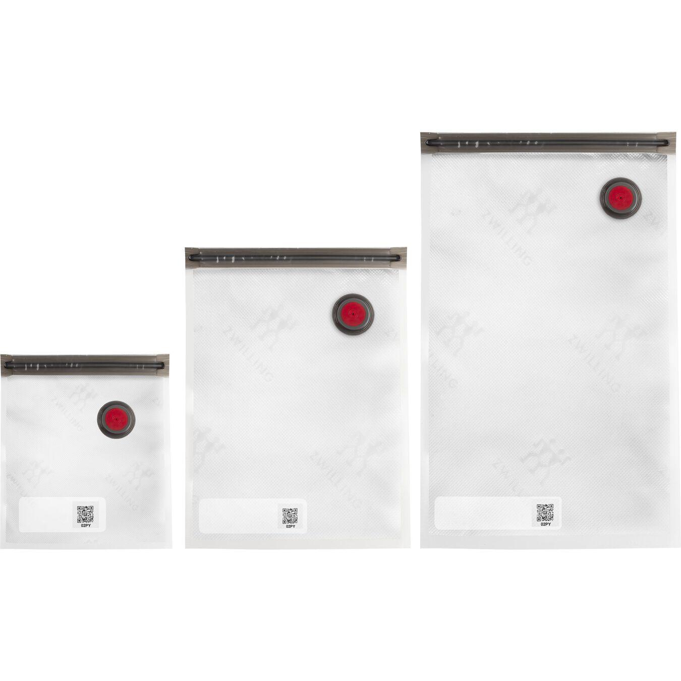 Vacuum bag set, 10-pc | S/M/L | Eco,,large 1