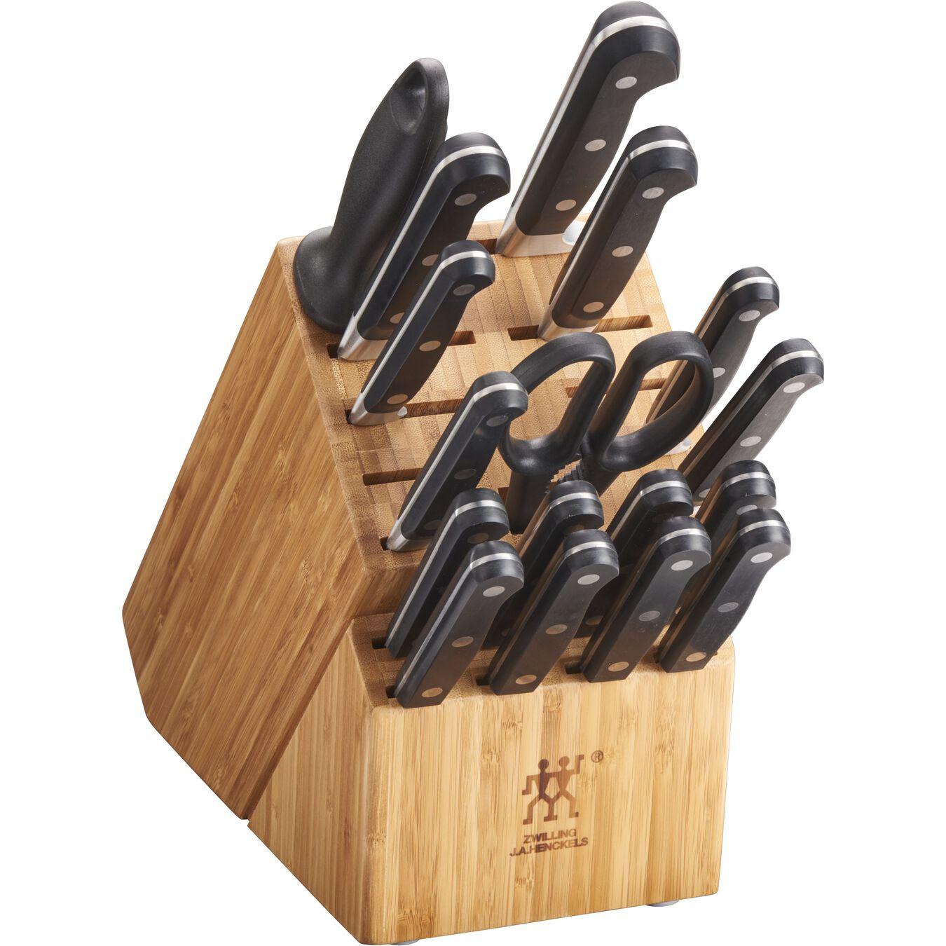 18-pc Knife Block Set,,large 1