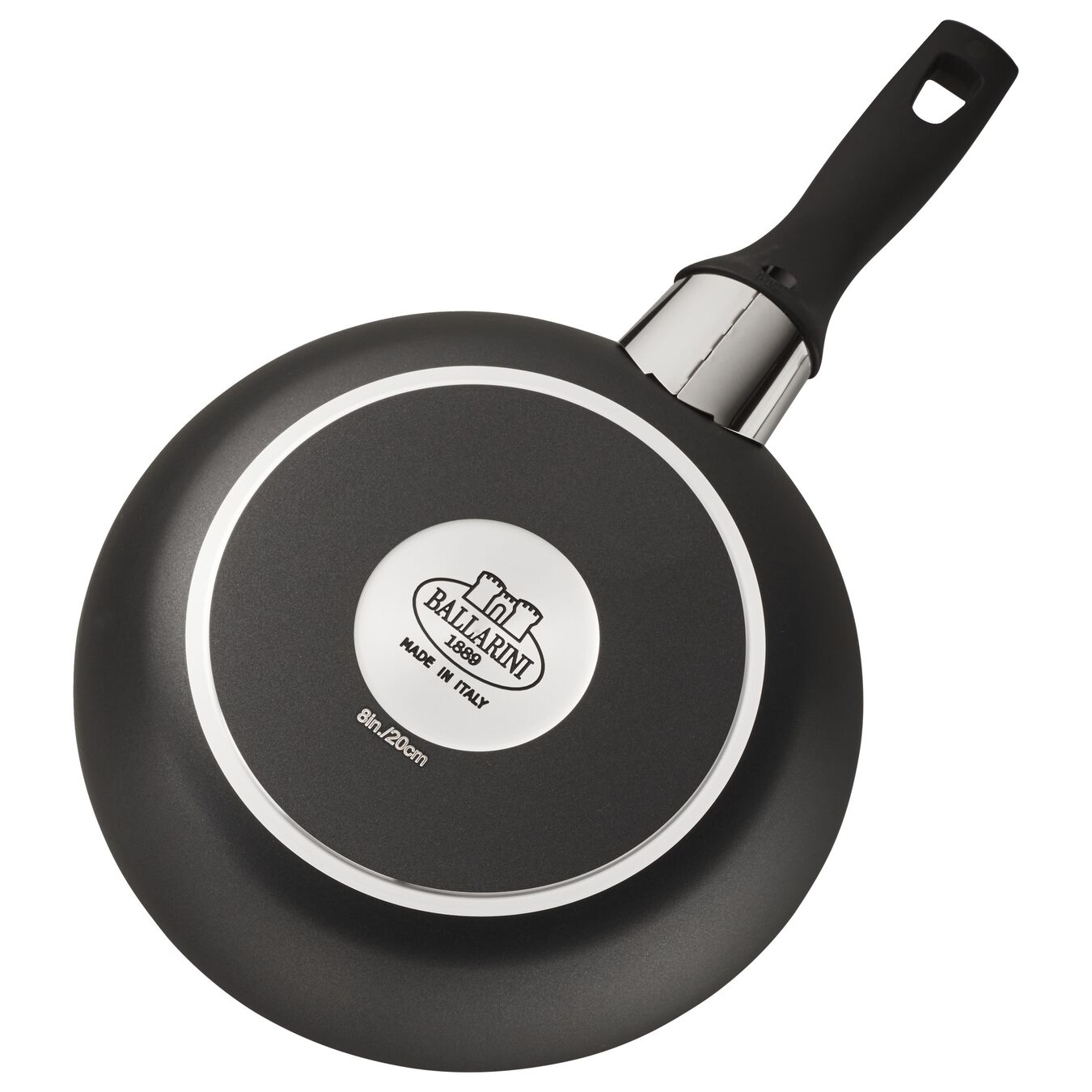 8-inch, Aluminum, Frying pan,,large 3