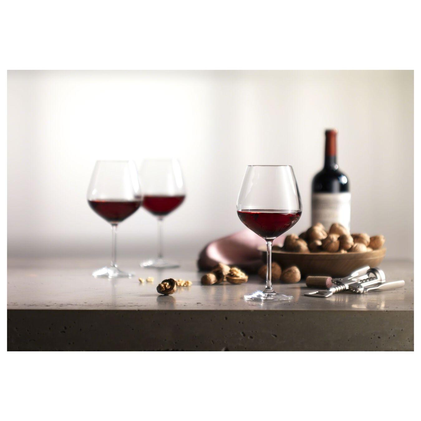 6-pc Burgundy Grand Glass Set,,large 3