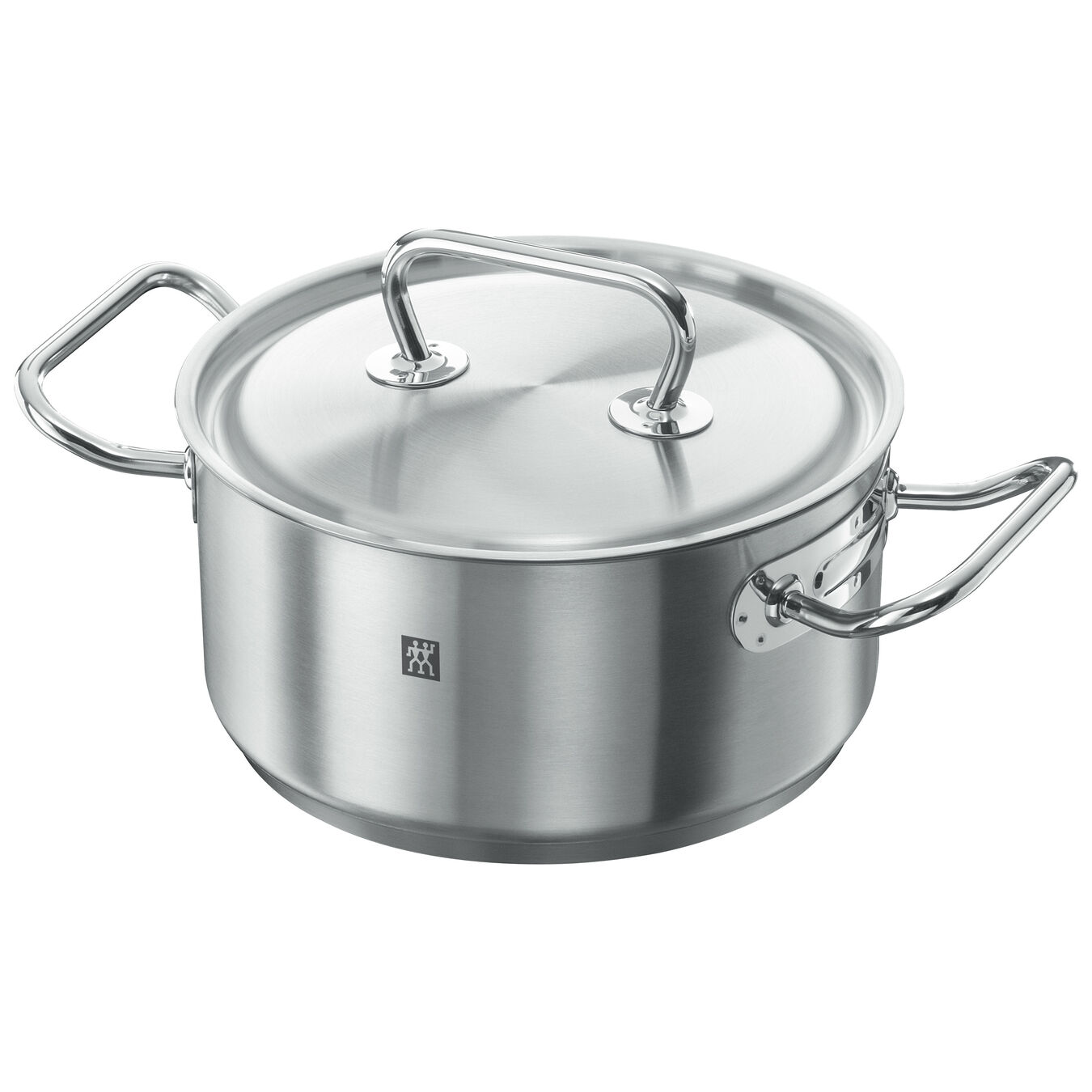 12-pcs 18/10 Stainless Steel Set de casseroles et de poêles,,large 4