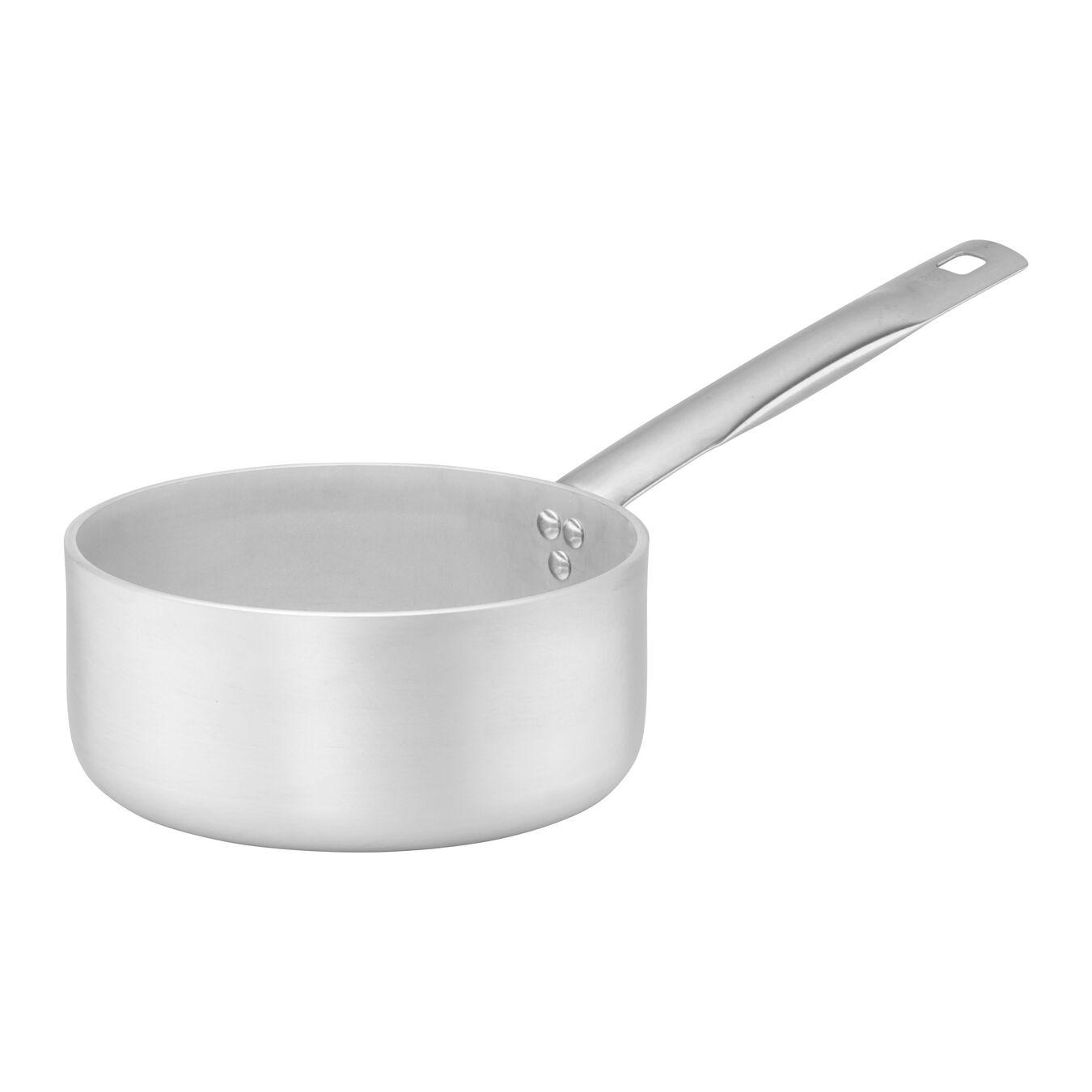 3-qt Aluminum Saucepan,,large 3