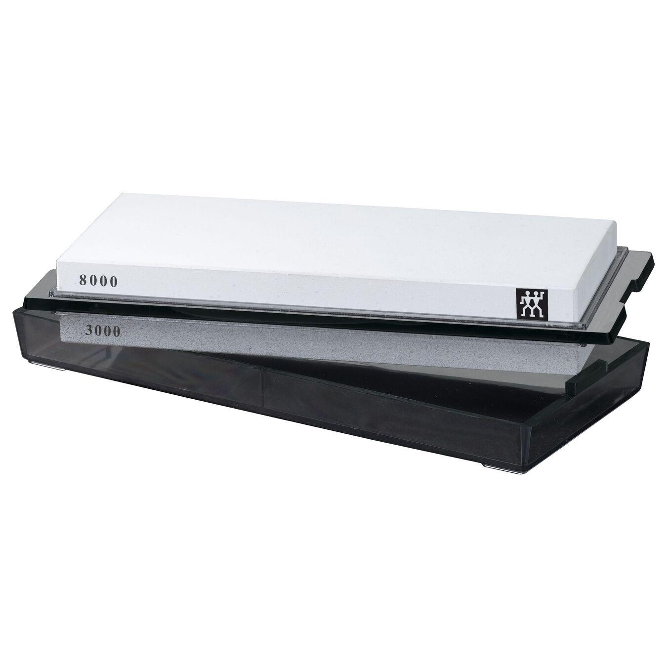 Pietra per affilare - 20 cm, ossido di alluminio, Colore bianco puro,,large 3