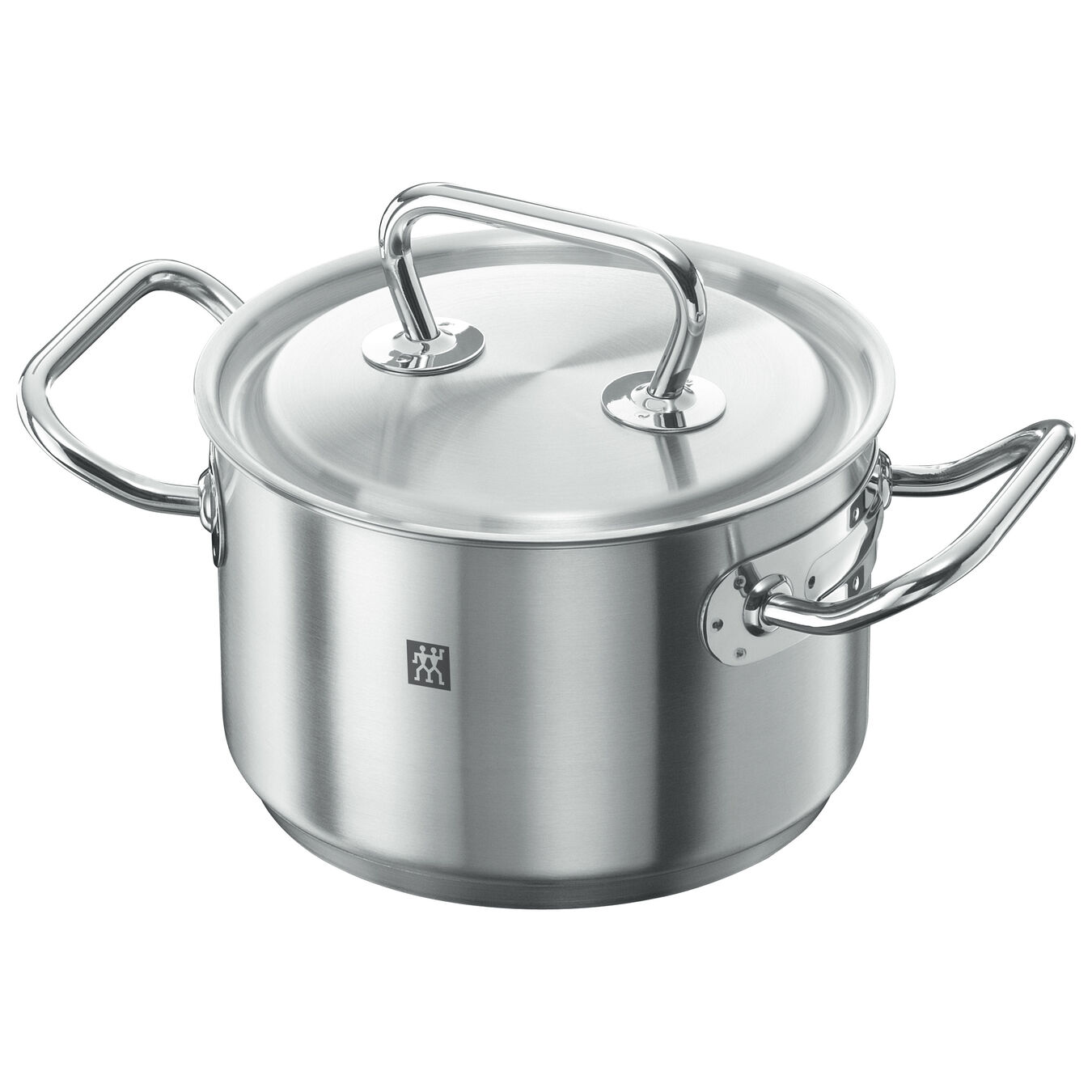 12 Piece 18/10 Stainless Steel Cookware set,,large 3