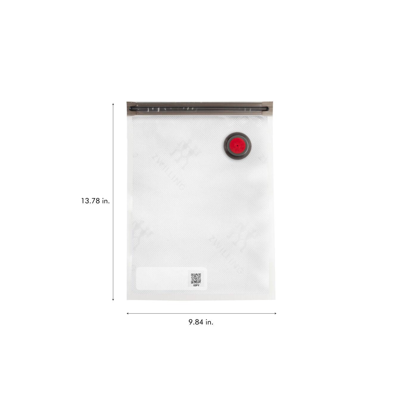 Ensemble de sacs sous vide, M / 10-pcs,,large 10