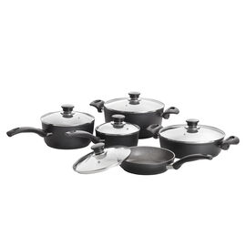 BALLARINI Rialto Granitium, 10-Piece  Cookware set