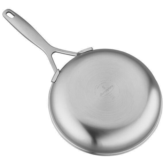 8-inch Stainless Steel Ceramic Nonstick Fry Pan,,large 4