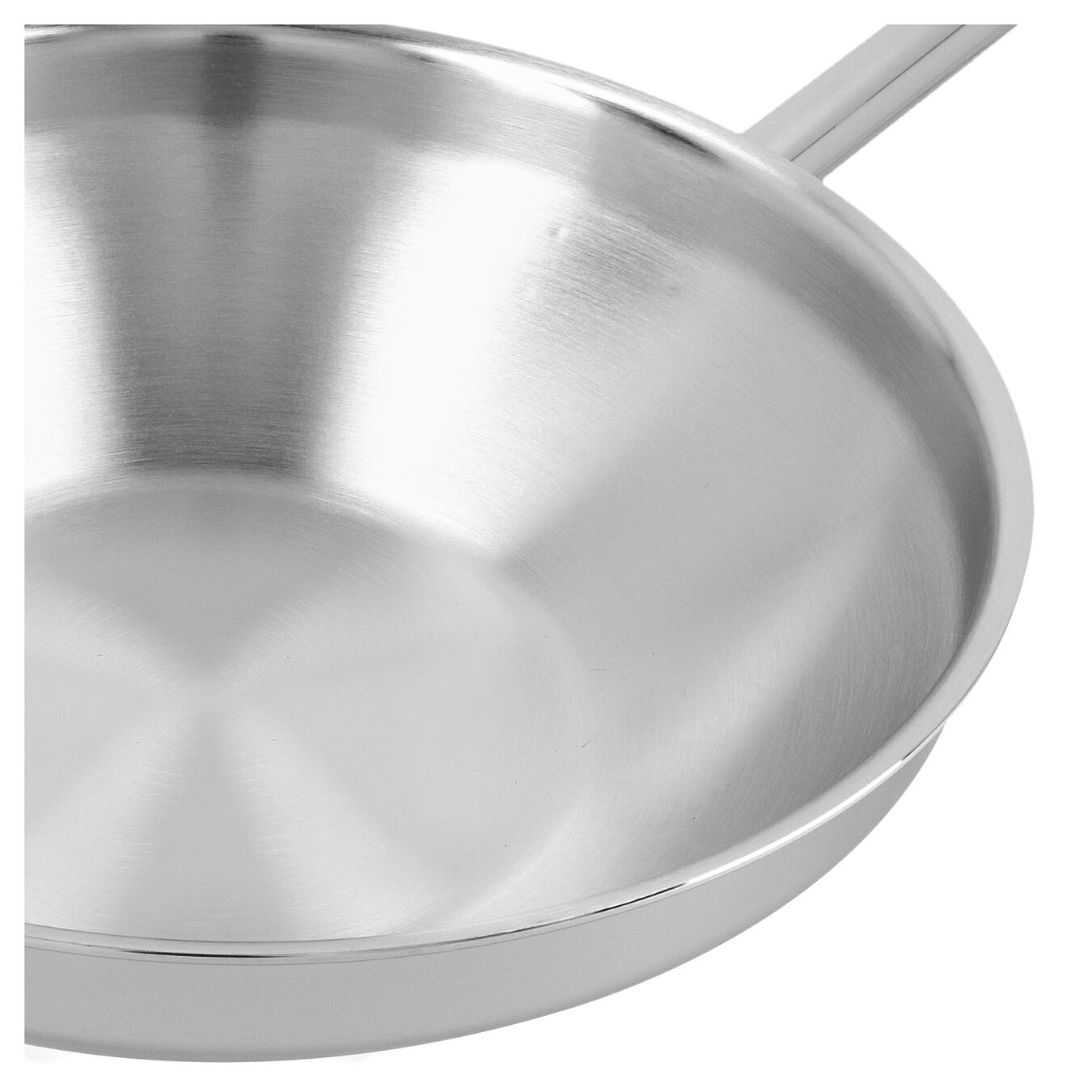 32 cm / 12.5 inch 18/10 Stainless Steel Wok without lid,,large 5