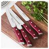4-pc, Steak Knife Set - Red,,large