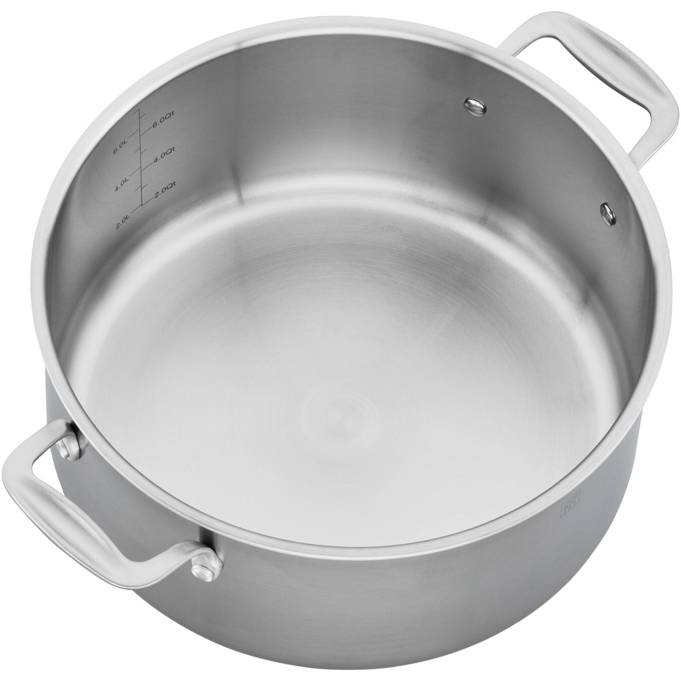 3-ply 8-qt Stainless Steel Stock Pot,,large 3