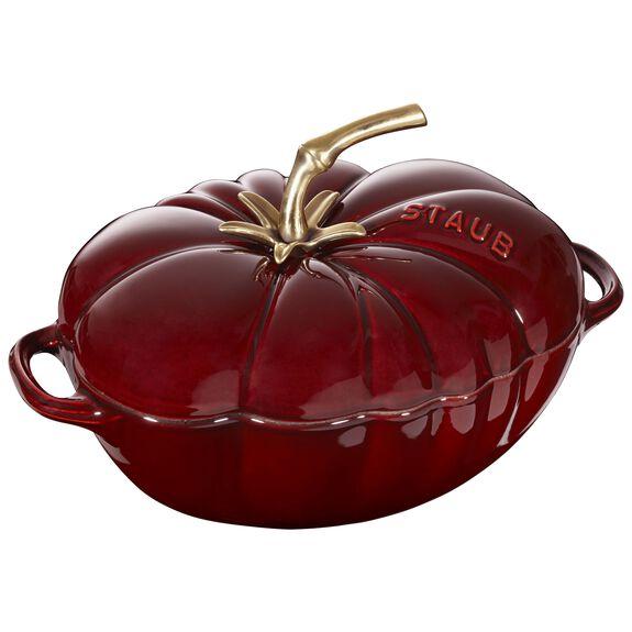 3.06-qt Tomato Cocotte, Grenadine,,large