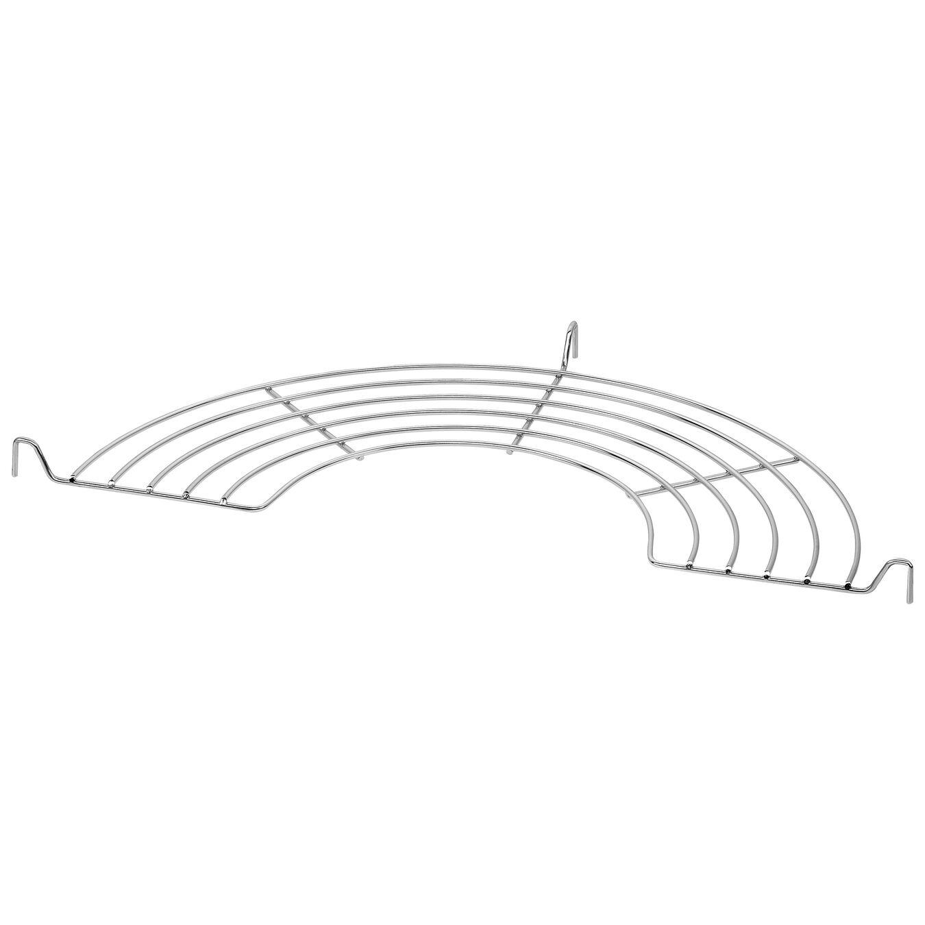 Wok 32 cm, 18/10 Edelstahl,,large 3