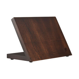 MIYABI Storage, Magnetic Red Maple with Walnut stain Easel