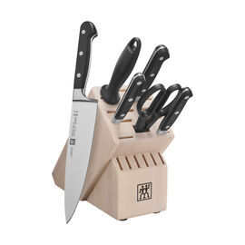ZWILLING Professional S, 7-pc, Knife block set, White
