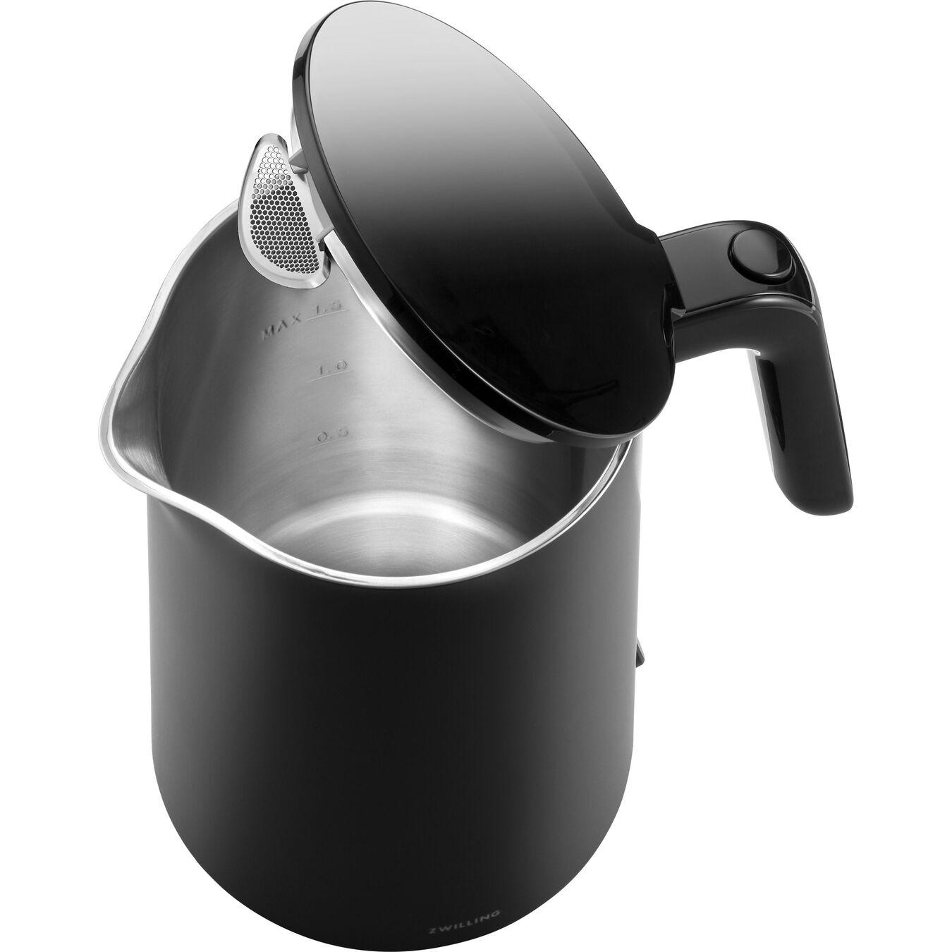 Bouilloire électrique Pro, 1,5 l, Noir,,large 5