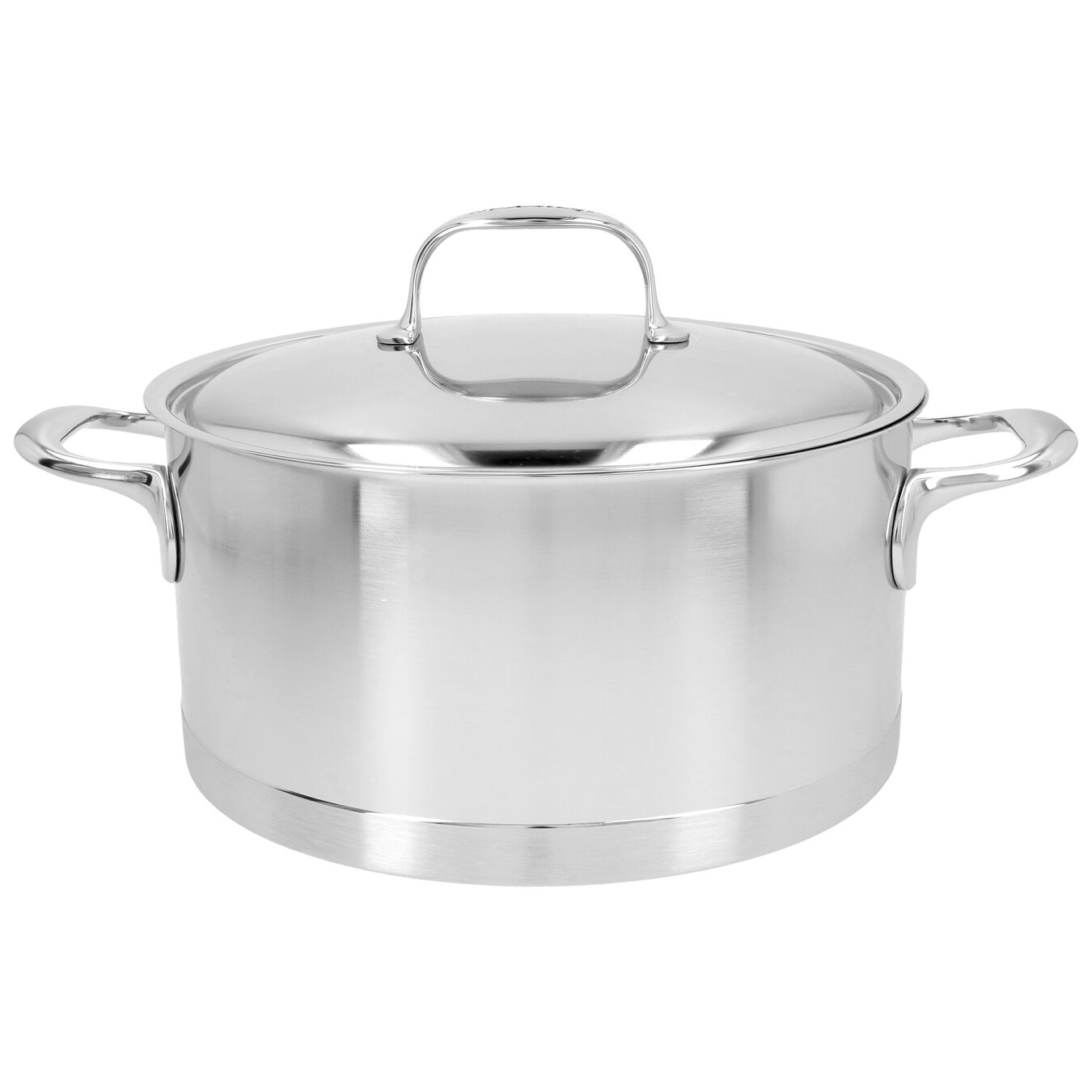 5.25 l Stew pot with lid,,large 1